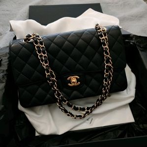 Chanel Caviar Double Flap